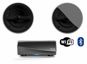 Denon Heos AMP HS2 / BOWERS & WILKINS CCM382 / Bluetooth / Wi-Fi / sufit