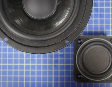 Minx Min 22 CA głośnik naścienny półkowy