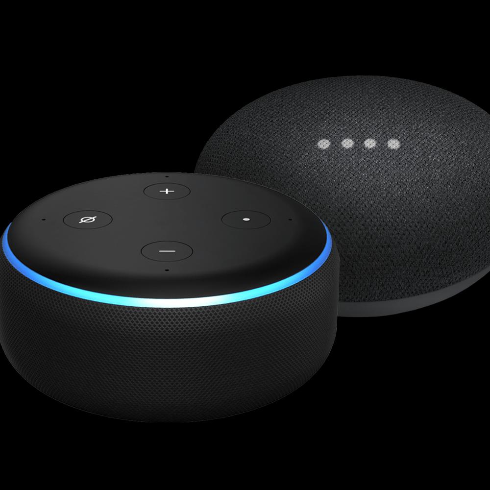 Sterowanie głosowe z Alexą/ Google Lithe Audio