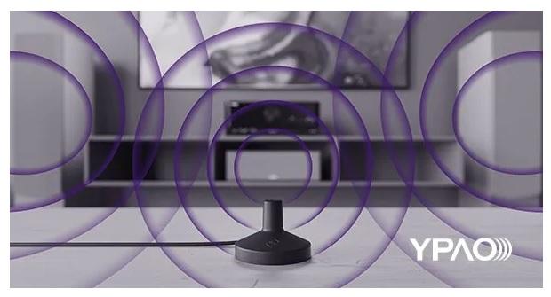 YPAO RX-V4A amplituner kinowy
